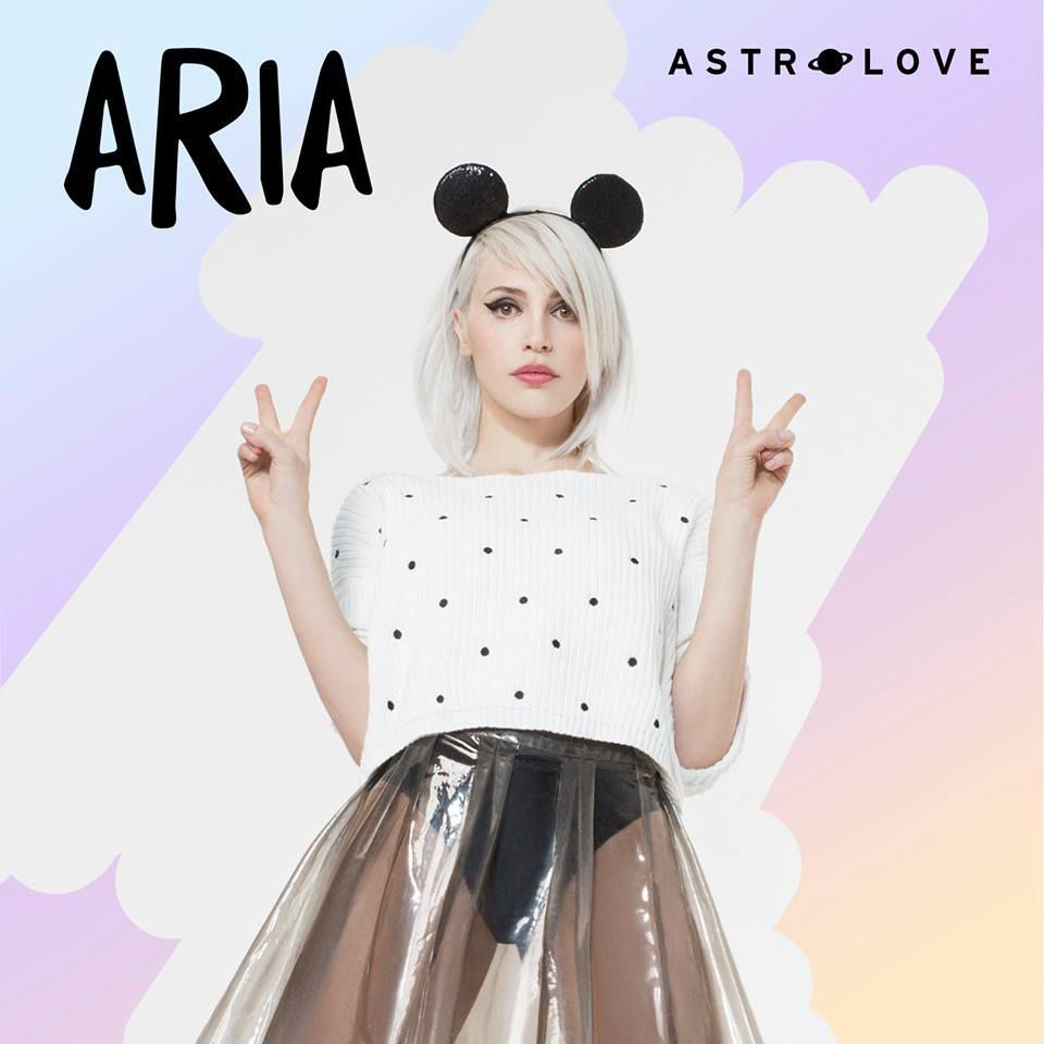 Aria dévoile enfin le clip de son single Astrolove !