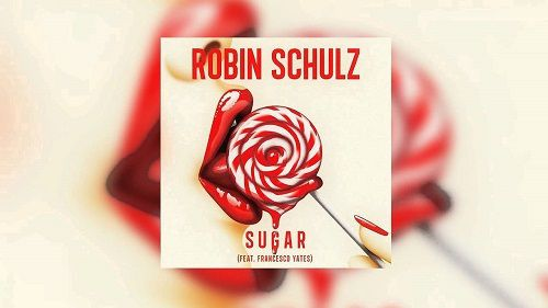 Robin Schulz dégaine le single Sugar !