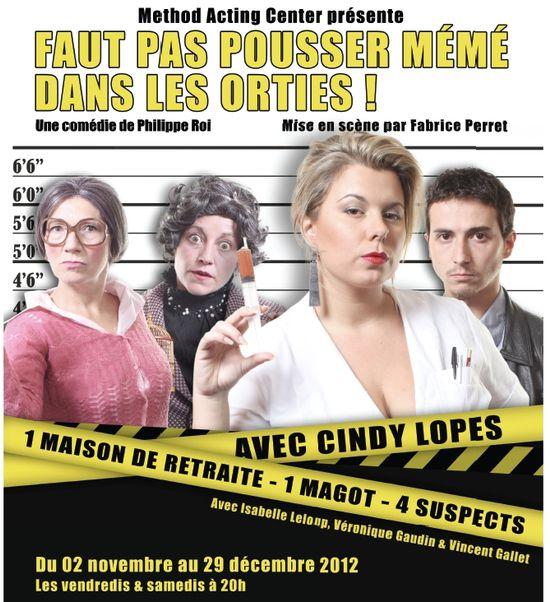 Coup de chaud sur La Parisienne Life, Cindy Lopes en interview !