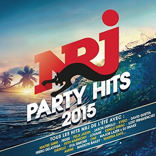 NRJ Party Hits 2015, la compilation de vos vacances !