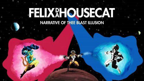Felix Da Housecat revient électriser vos nuits !