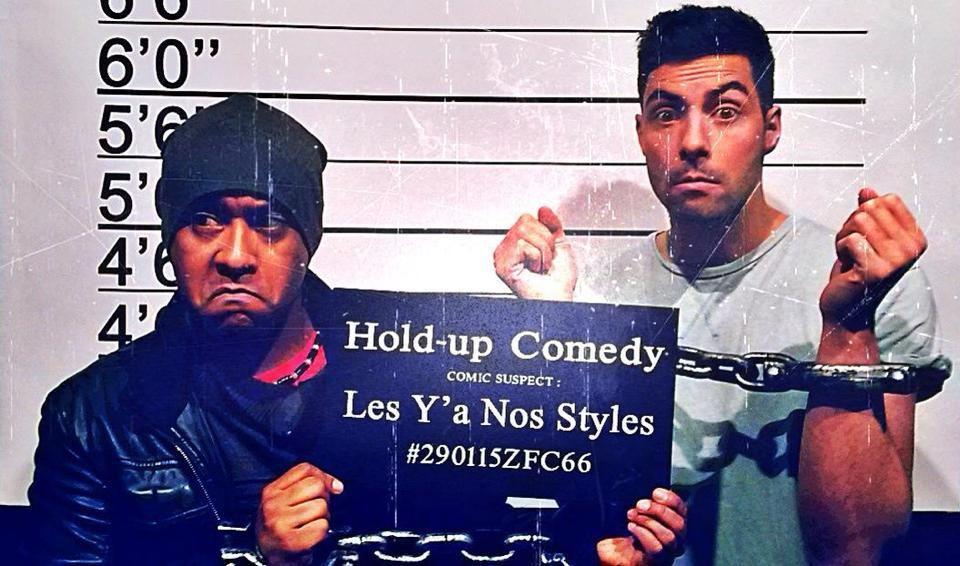 Coup de projecteur sur un duo déjanté et drôle Les Y'A Nos Styles !