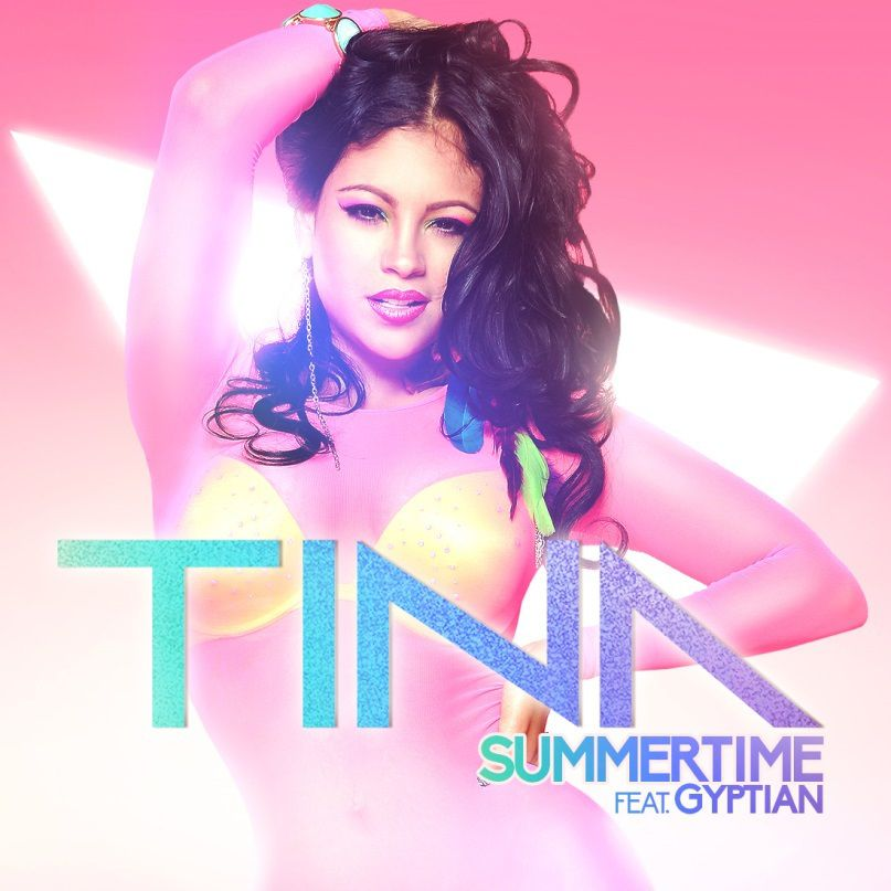 Tina présente son premier single Summertime