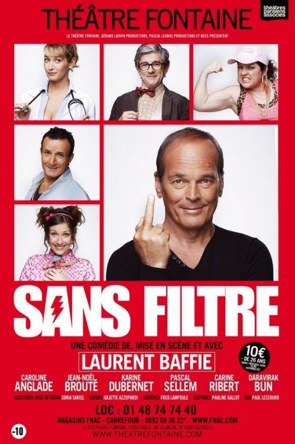 La Parisienne Life est partie à la rencontre de Karine Dubernet à l'affiche notamment de la pièce Bonjour Ivresse !