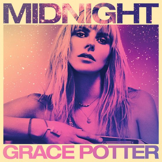 Grace Potter ou la magie rock sur l'album Midnight !