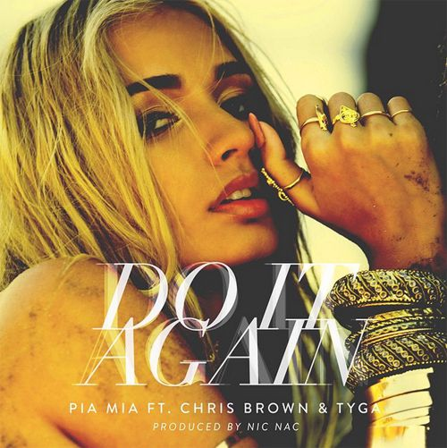 Pia Mia enflamme les charts Anglais avec Do It Again !