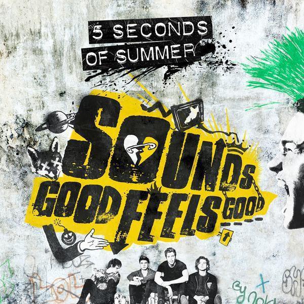 Le Groupe 5 Seconds Of Summer revient avec le titre Fly Away !