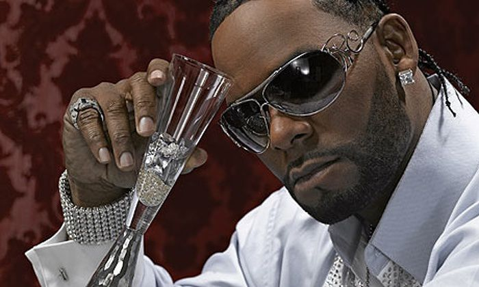 R.Kelly vous invite à sa Backyard Party !