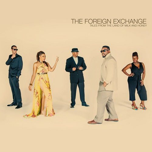 Une claque musicale baptisée The Foreign Exchange !