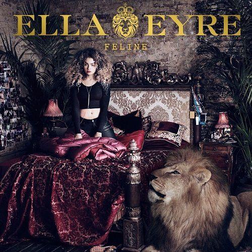 Ella Eyre est Feline sur son premier album !