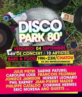 Le Disco Park 80 à Chatou, Nous y étions !