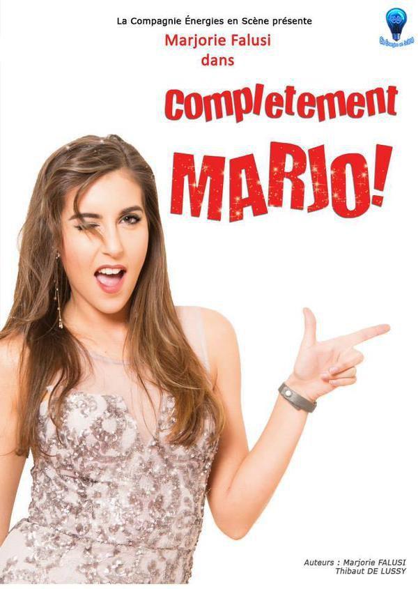 Marjorie Falusi dans Complètement Marjo à La Cible, nous y étions !