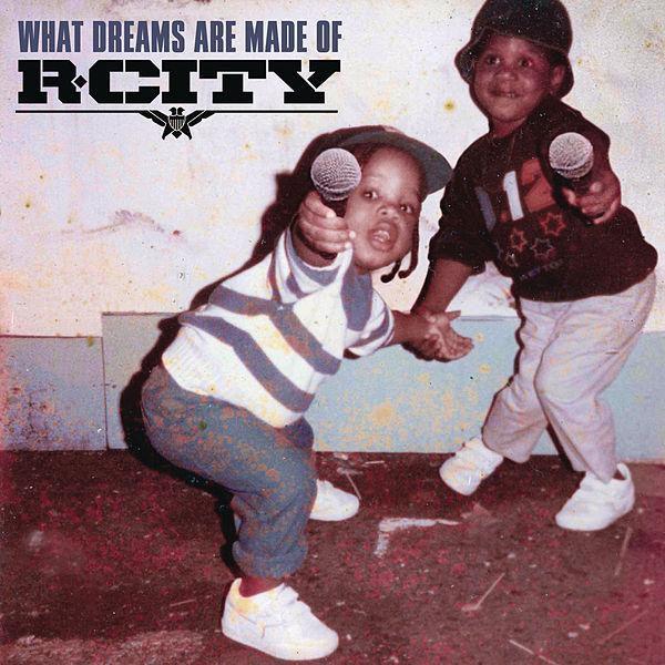 What Dreams Are Made Of, le deuxième album de R.City est dans les bacs !