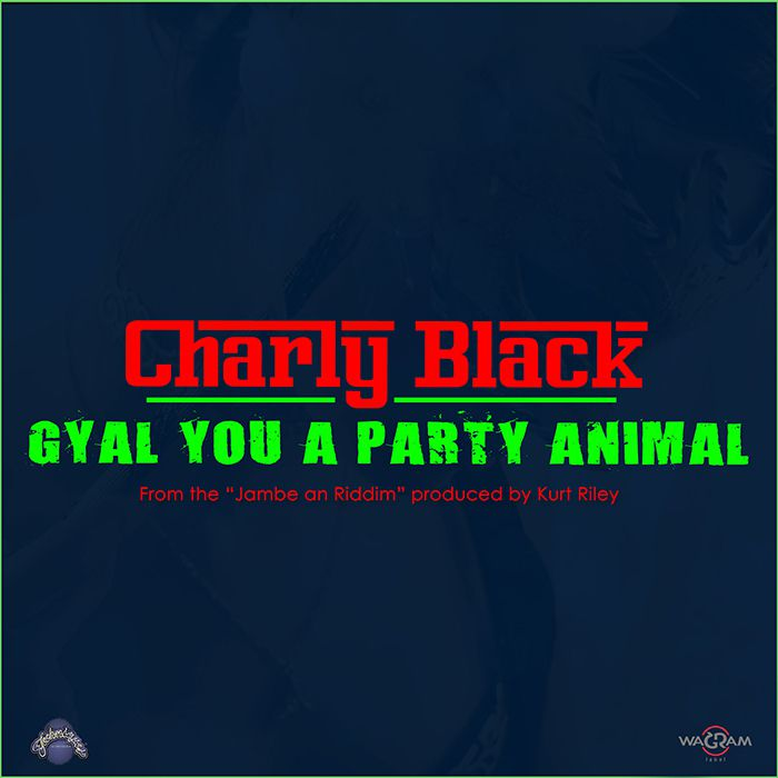 Charly Black met le feu avec Gyal You A Party Animal !