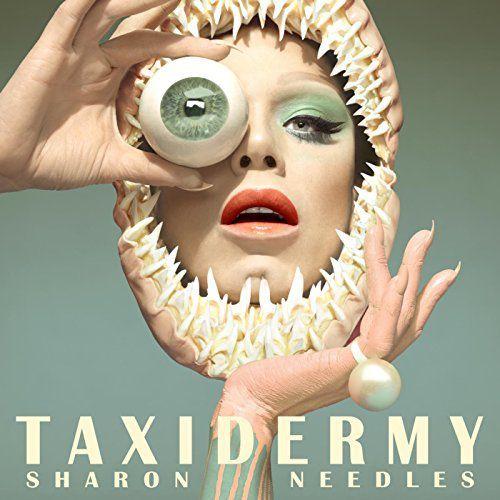 Sharon Needles dévoile l'album Taxidermy !