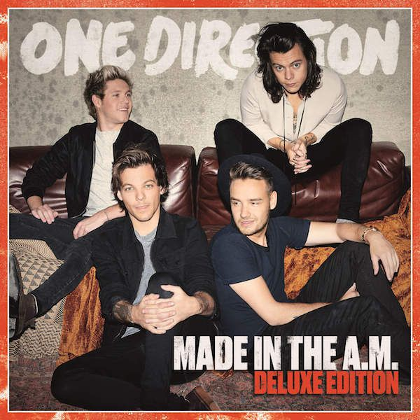 One Direction, l'album Made In The A.M, J-6!