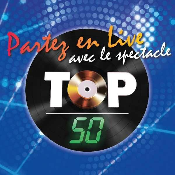 La conférence de presse du spectacle TOP 50 – Partez En Live, nous y étions !