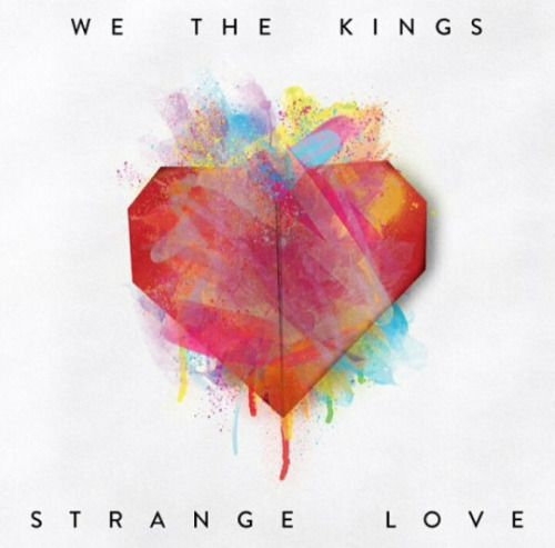 Strange Love le nouvel album de We The Kings est dans les bacs !