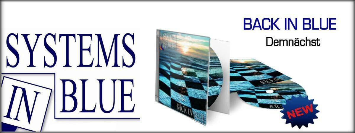 Le retour de Systems In Blue avec Back In Blue !