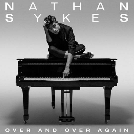 Nathan Sykes, le carton plein en Angleterre avec Over And Over Again !