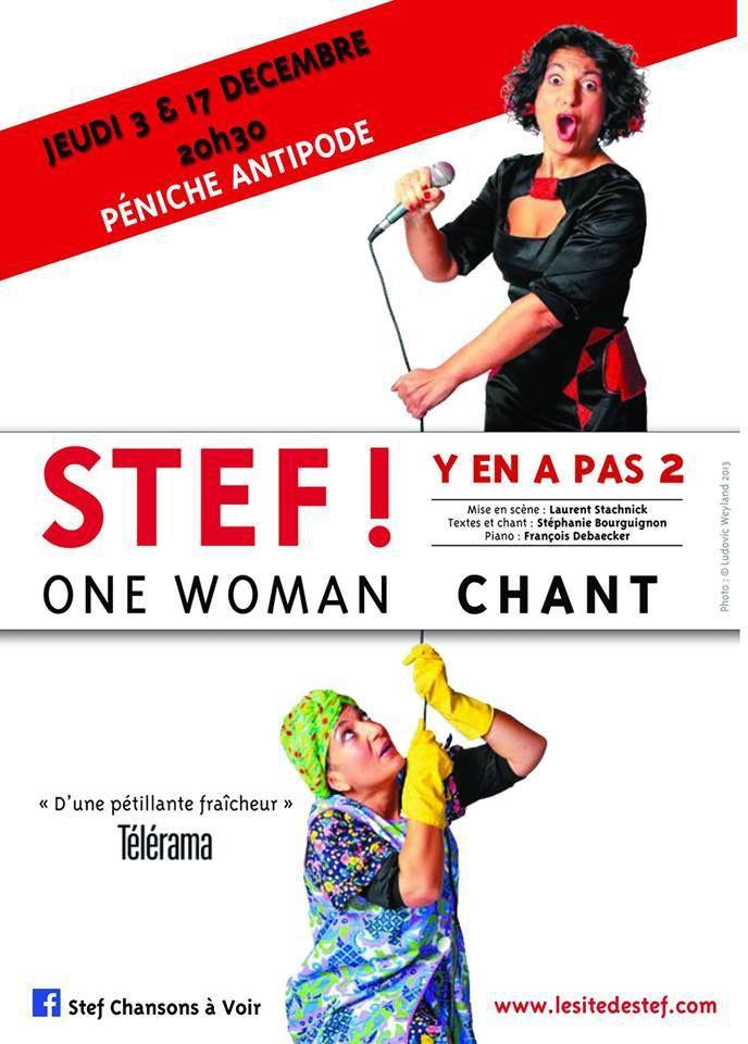 Le Toc Toc Show de Martine Superstar du 30 Novembre, nous y étions !