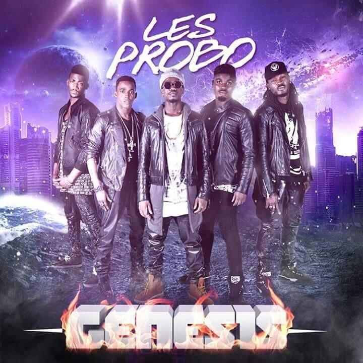 Rencontre avec Les Probo à l'occasion de la sortie de leur EP baptisé Genesis !