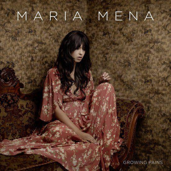 Growing Pains, le très beau nouvel album de Maria Mena !