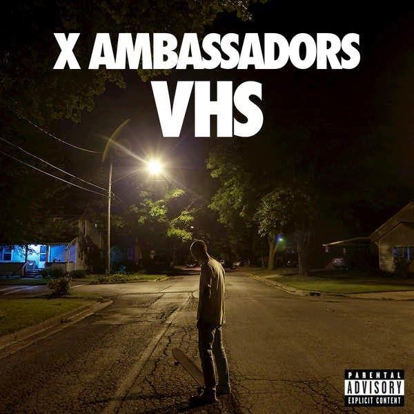 X Ambassadors séduisent avec l'album VHS !