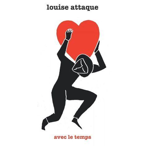 Louise Attaque dévoile le titre Avec Le Temps !