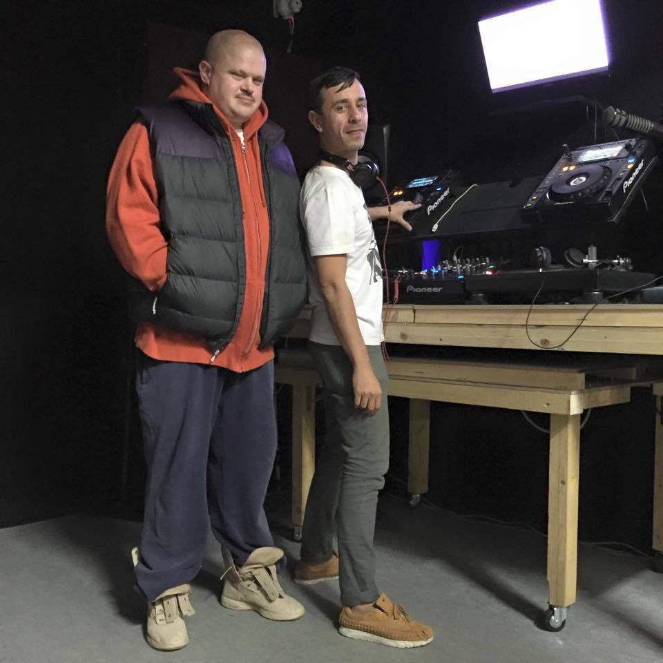 Rencontre avec Teki Latex et DJ Orgasmic à l'occasion de la sortie du cinquième volume de la collection Sound Pellegrimo !