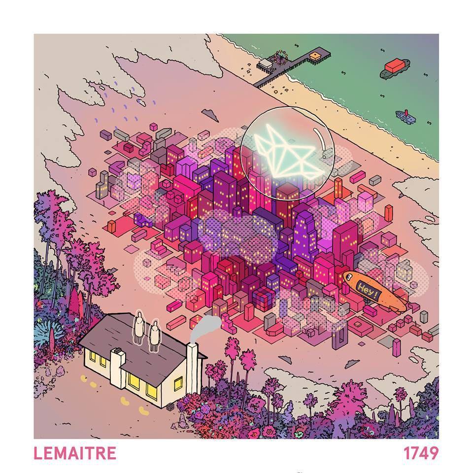 Rencontre avec le duo electropop Norvégien Lemaitre !
