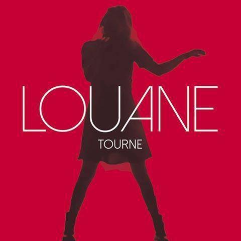 Rien n'arrête la jeune Louane !