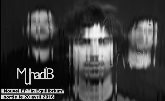 Vous aimez le rock ? Vous aimerez Muhadib !