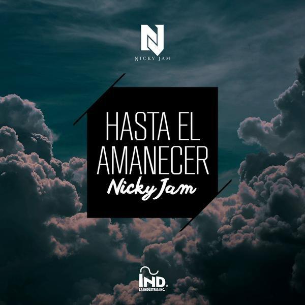 Découvrez le nouveau single de Nicky Jam !