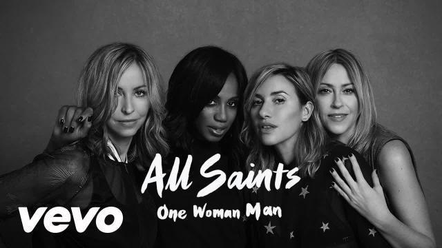 Le groupe All Saints dévoilent un nouveau titre !