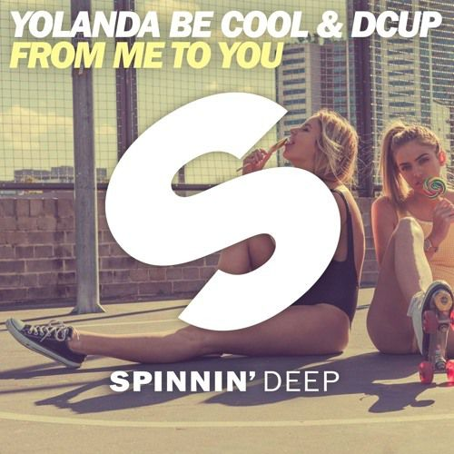 From Me To You, la nouvelle bombe de Yolanda Be Cool & DCUP !