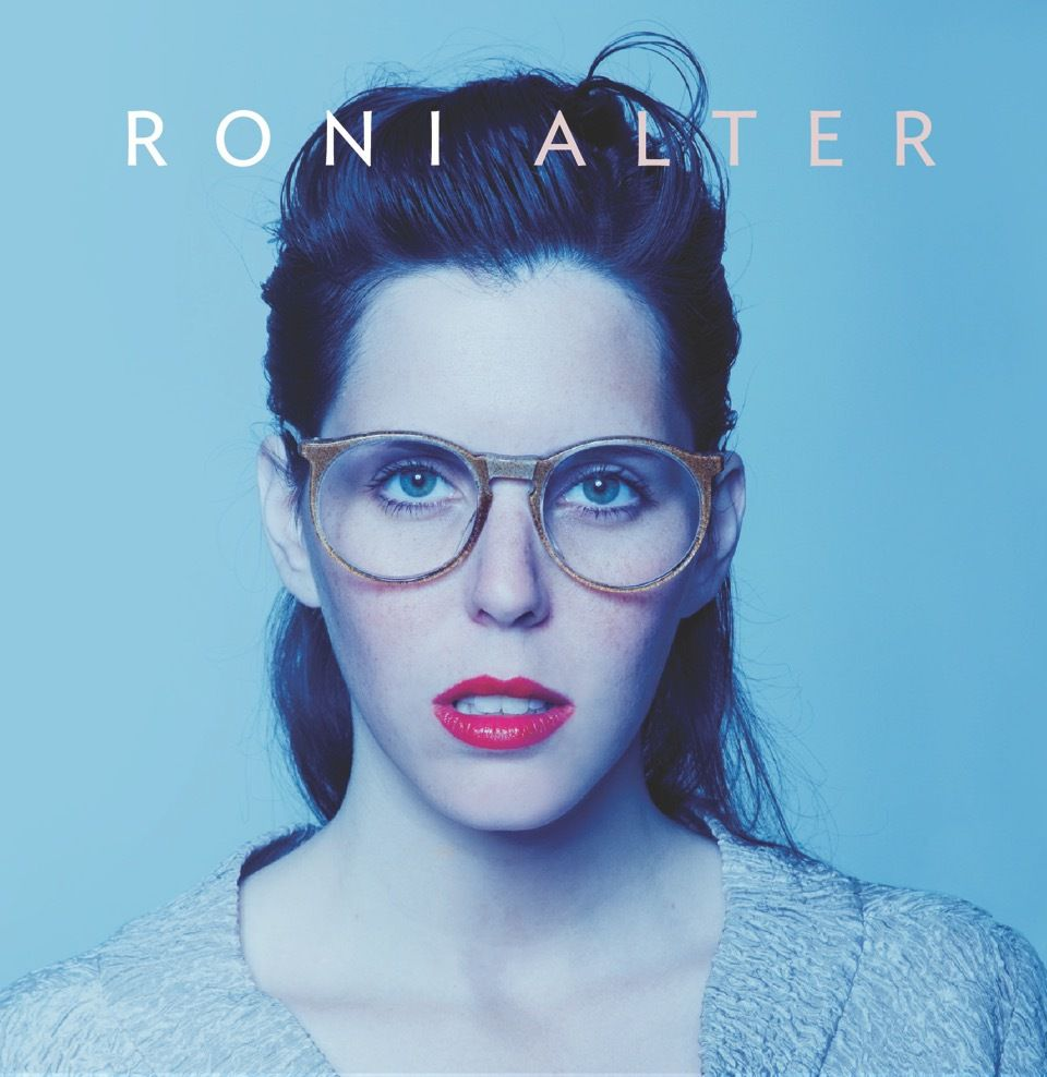 La chanteuse Roni Alter sort son EP demain !