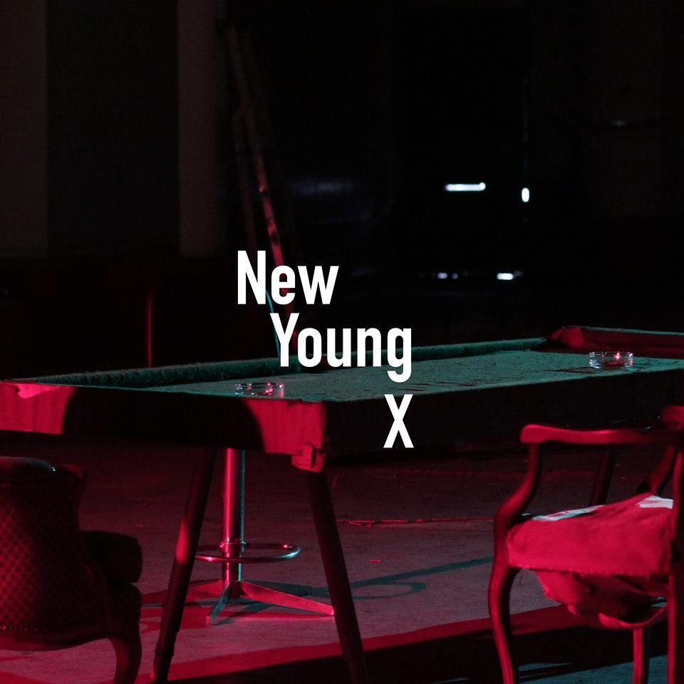 Nous vous présentons le nouveau titre de New Young X !