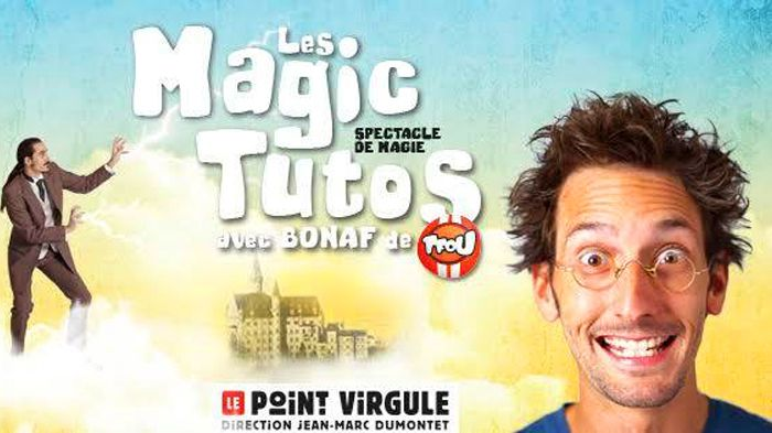 Les Magic Tutos au Point Virgule, nous y étions !