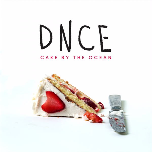 DNCE cartonne avec Cake By The Ocean !