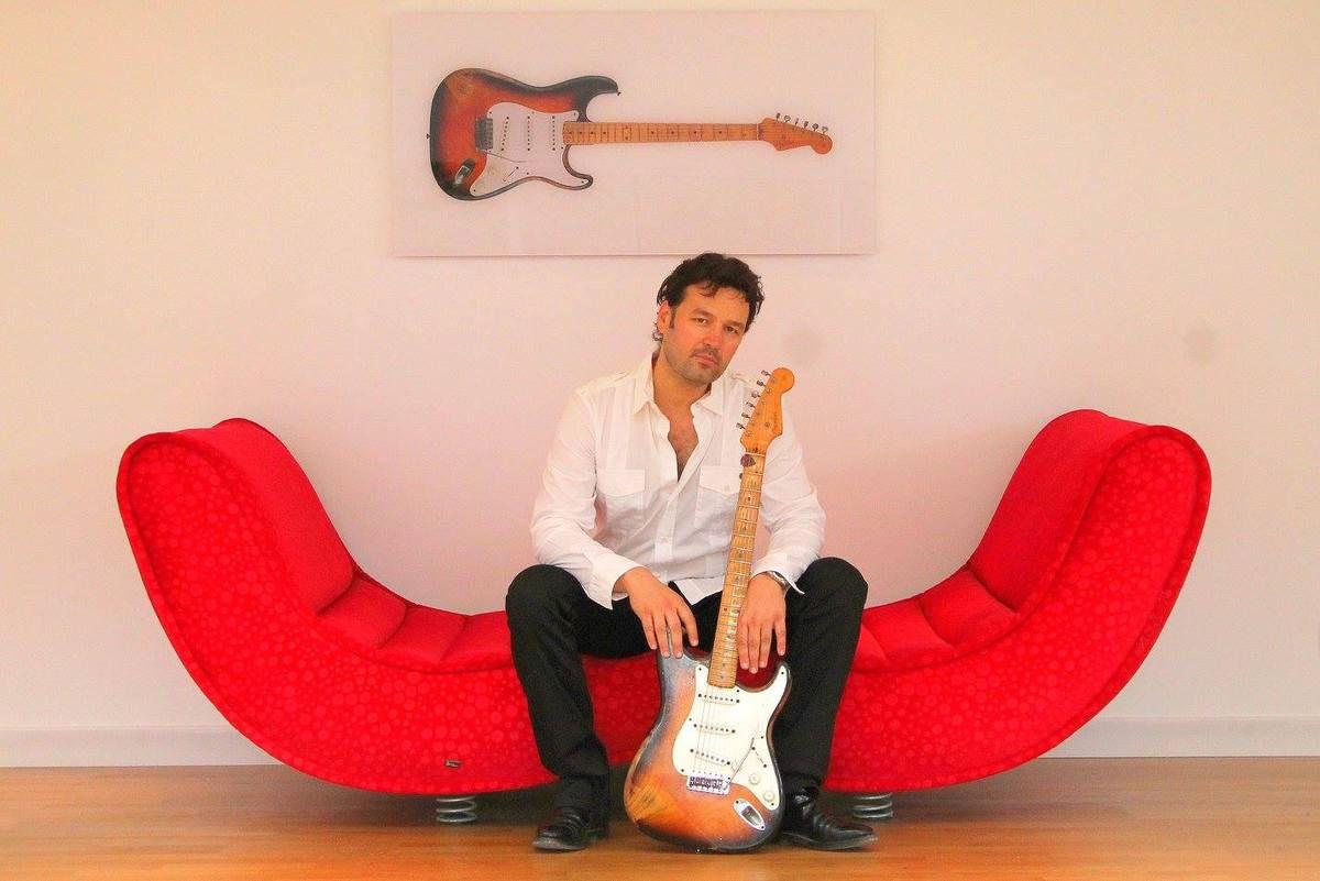 Rencontre avec un Guitar Hero à la française, Jean-Pierre Danel !