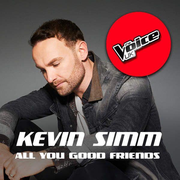 Kevin Simm le dernier gagnant de The Voice UK n'est pas un inconnu !