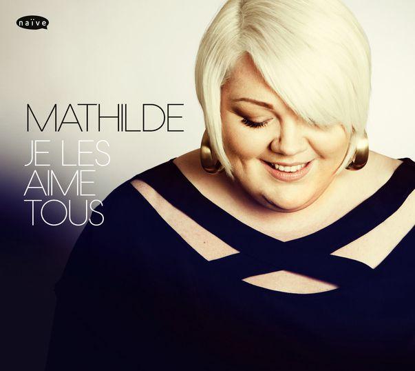 Mathilde vient de sortir son premier album !
