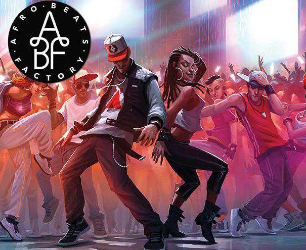 Afro Beat Factory, la compilation 100% déhanchements d'In Fact et Warner !