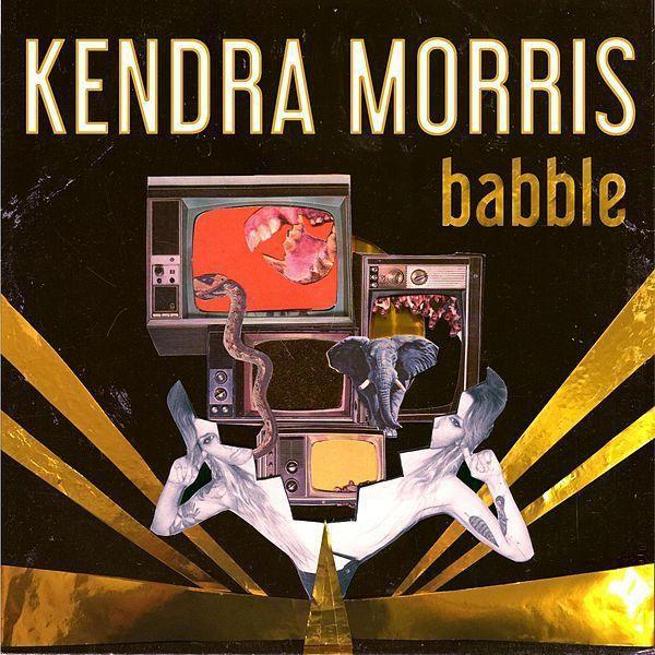 Kendra Morris fait très fort avec « Babble » !