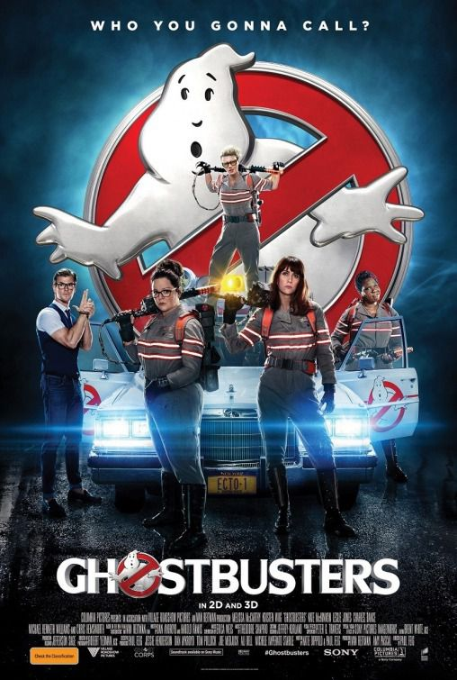 La bande originale de Ghostbusters 3 est disponible !