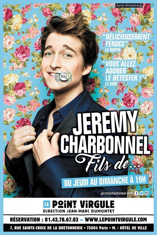 Rencontre avec Jérémy Charbonnel, profession humoriste et comédien !