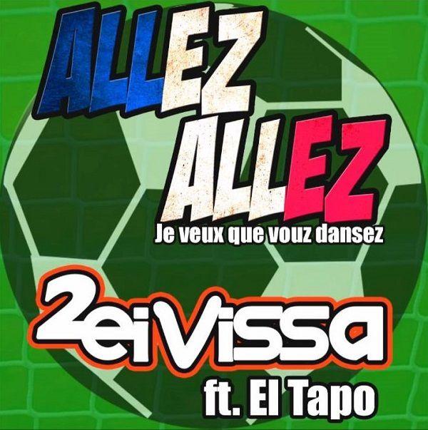 2 Eivissa en mode hymne des stades avec « Allez Allez ! Je Veux Que Vous Dansez » !