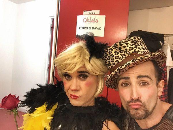 Le duo comique Pedro & David vous présente le spectacle « OhLaLa » actuellement à l'affiche !