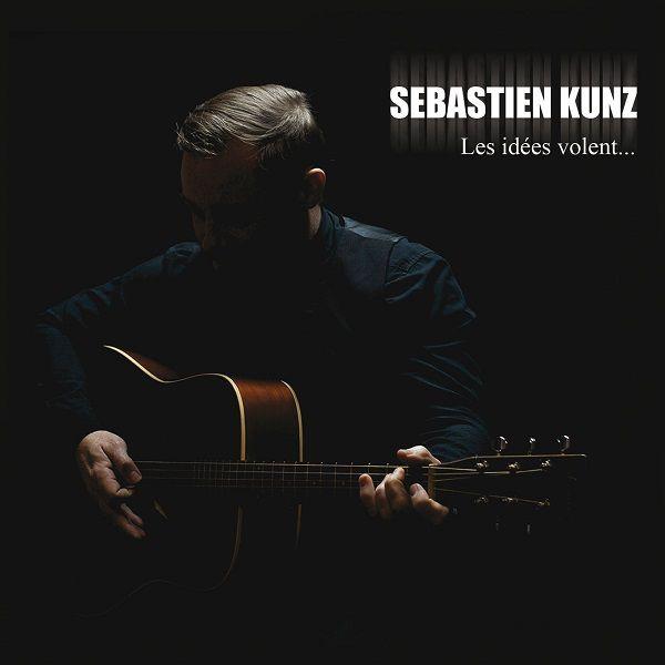 Rencontre avec le chanteur Sébastien Kunz afin de présenter son premier EP !